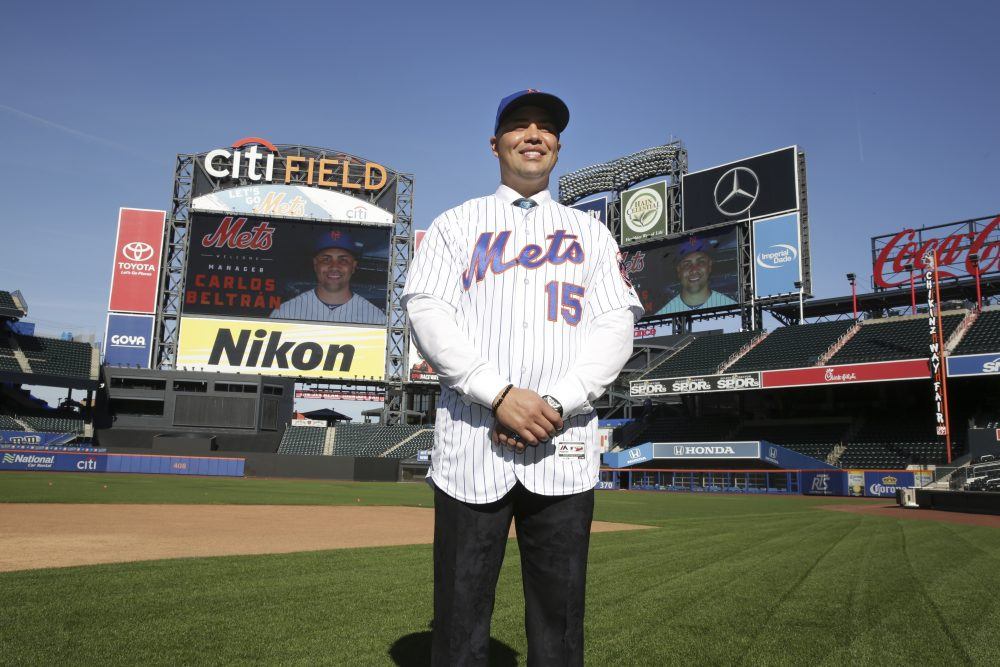 Mets Can T Stay Silent On Carlos Beltran Portland Press Herald