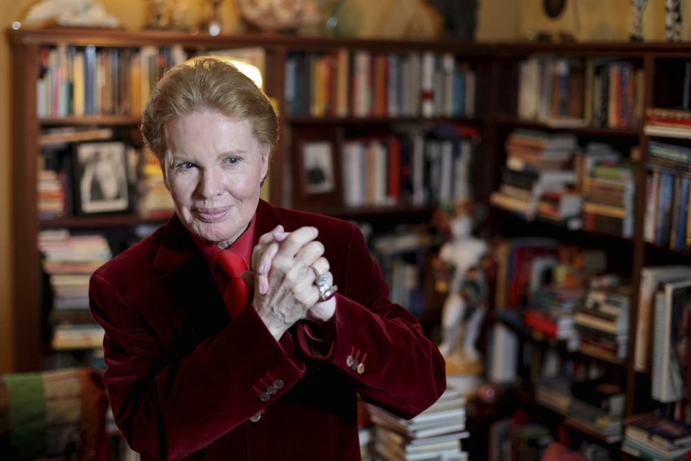 Puerto Rican astrologer Walter Mercado, also known as Shanti Ananda, givesa pressconferencein San Juan, Puerto Rico, in February 2012. Mercado, a flamboyant astrologer and television personality whose daily TV appearances entertained many across Latin America for more than a decade, died on Nov. 26.