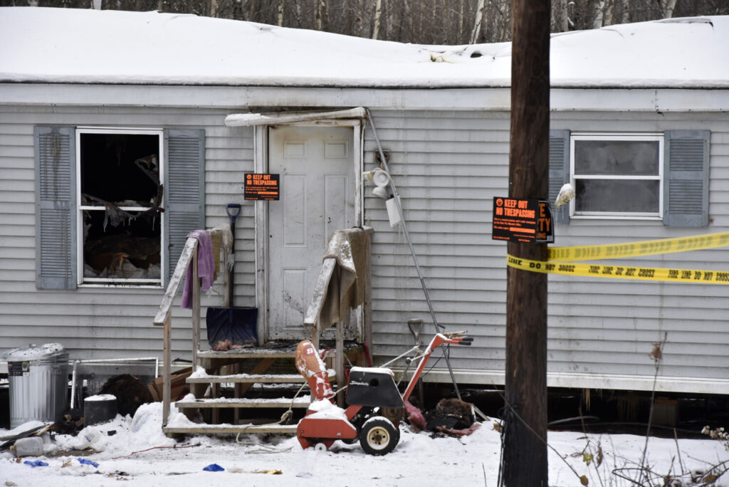 The man killed in a mobile home fire in Troy on Nov. 14 was James Mohr, 42, according to a post on the state fire marshal's Facebook page.