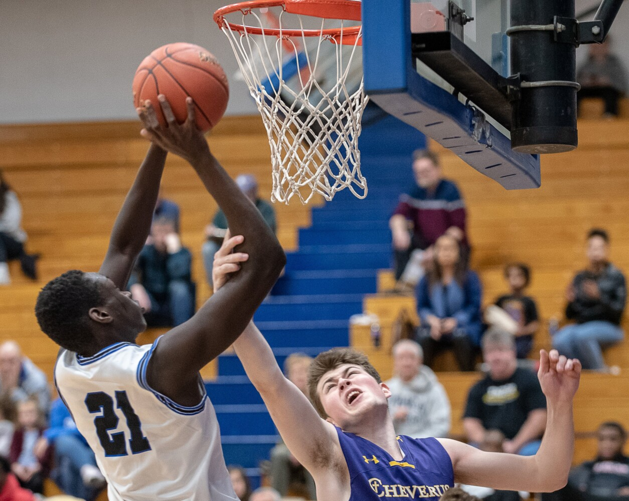H S Basketball Notes Blue Devils Happy To Have Mayen In