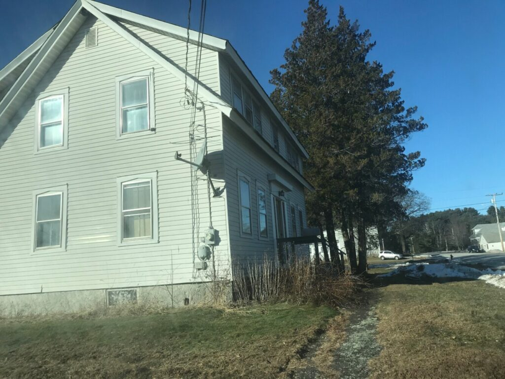 Fire damaged the second floor bathroom at 308 Hartland Ave. in Pittsfield on Thursday, according to Deputy Chief Dean Billings of the Pittsfield Fire Department