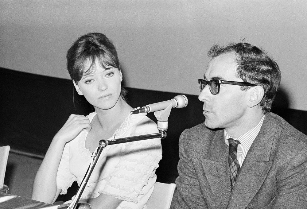 Anna Karina, the icon of French New Wave cinema, dies at 79 - Portland Press Herald