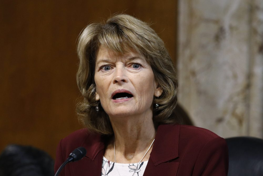 "Republican Senator Lisa Murkowski said she was ""disturbed"" by coordination between the White House and Senate ahead of President Trump's impeachment trial."