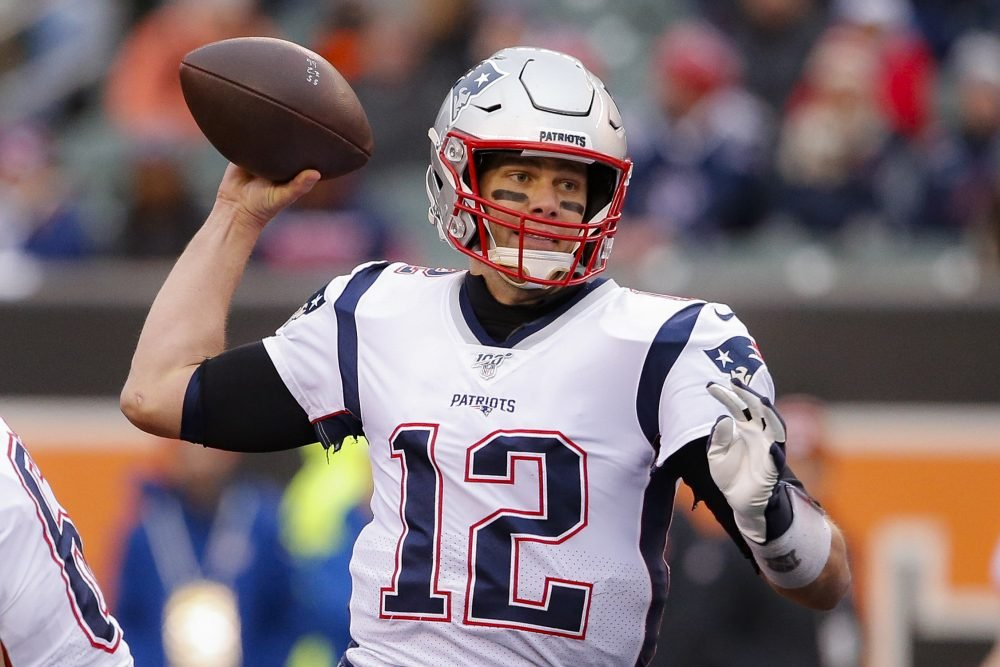 Tom Brady and the New England Patriots still have plenty to play for in the regular-season finale against the Miami Dolphins. If the Patriots win, they are the No. 2 seed in the AFC and earn a first-round bye. They can also earn that spot if the Chiefs lose or tie.