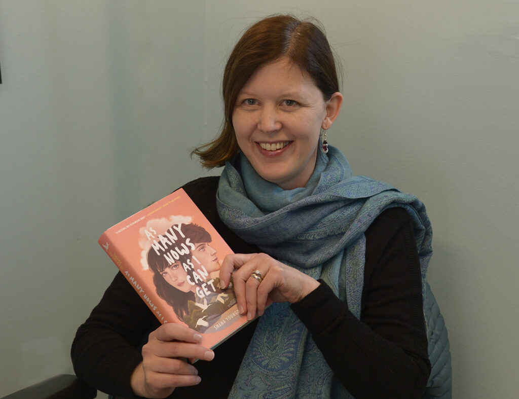 New York Public Library recognizes debut novel by...