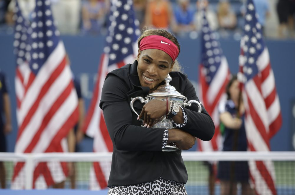Serena Williams has been voted the AP Female Athlete of the Decade for 2010 to 2019. Williams won 12 of her professional-era record 23 Grand Slam singles titles over the past 10 years. No other woman won more than three in that span.