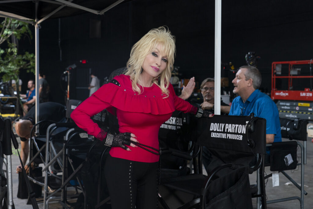 "The new Netflix series ""Heartstrings"" features episodes inspired by songs from Dolly Parton, who is an executive producer on the show."