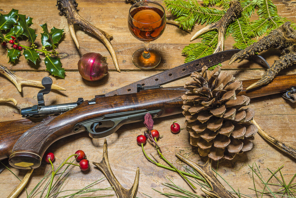 What to get the hunter on your list? Trail cameras, knives, long johns....and that's just for starters.