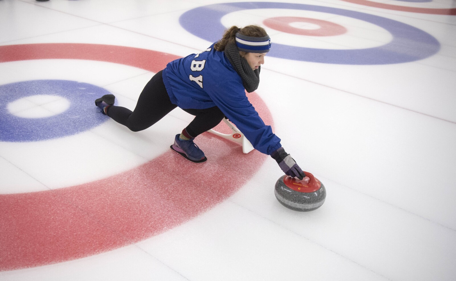 Curling: 11 teams take place in annual Crash Spiel tournament - CentralMaine.com