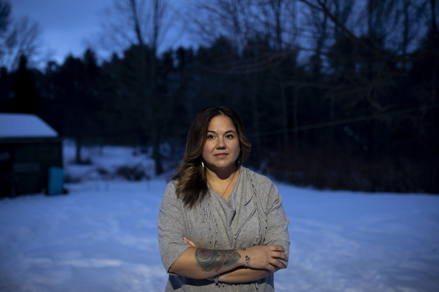 Gorham woman harassed by drone learns that not much can be done about it - CentralMaine.com