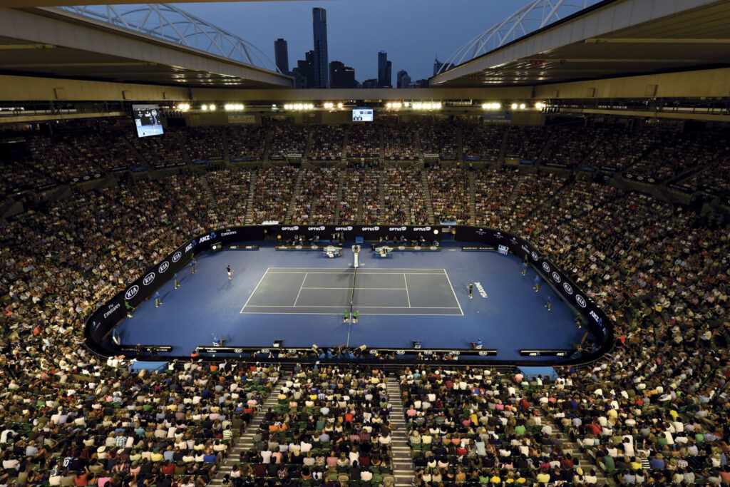 Play at the Australian Open has been impacted by the wildfires in Australia. Referees have been given the right to suspend matches due to the air quality.