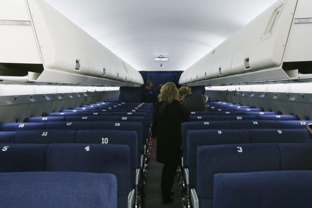 More often than not, ideas for improving airline seats stall before ever moving past the prototype.