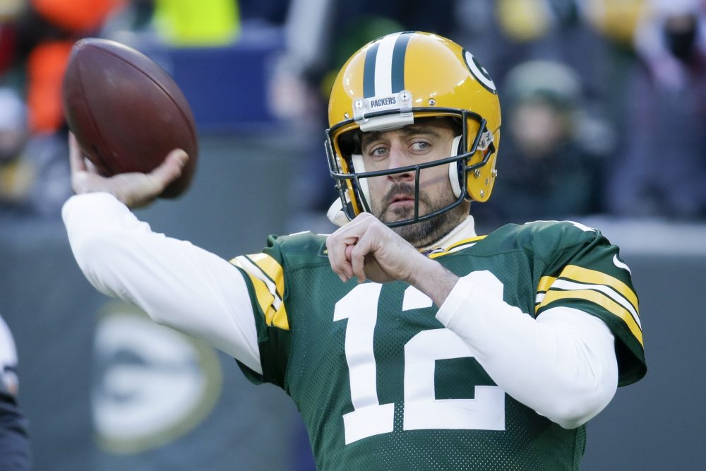 Green Bay's Aaron Rodgers and the Packers face San Francisco on Sunday for the NFC championship.