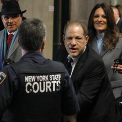 Harvey Weinstein, Arthur Aidala, Donna Rotunno