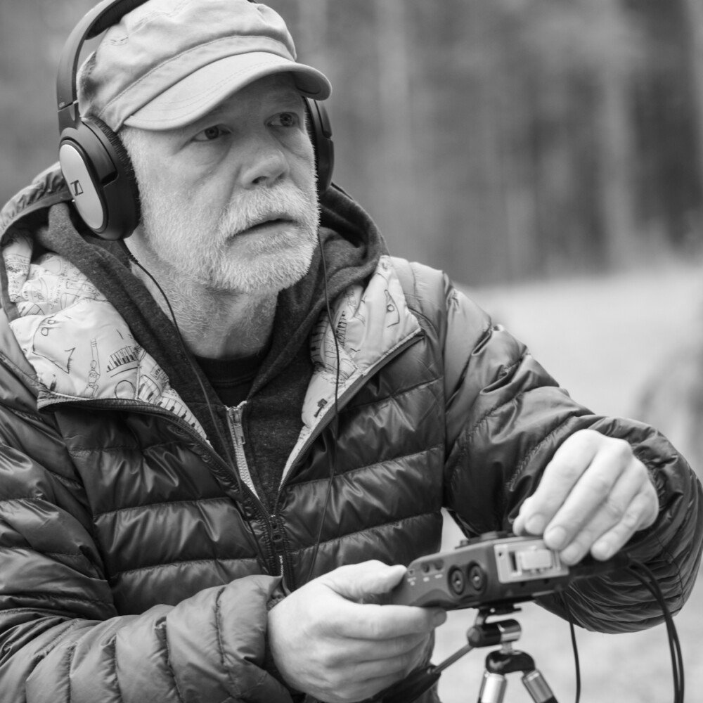 """Musician and sound artist Steve Norton moved to Maine two years to pursue a second career in teaching - and his first big lesson for society is presented in a sound installation called """"Requiem"""" that plays the calls of 12 recently extinct birds and amphibians."""