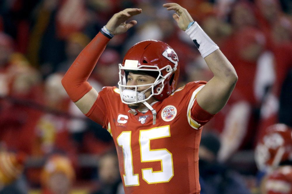 Kansas City Chiefs quarterback Patrick Mahomes is one of the new stars in the NFL who have helped the league rebound after a stretch of bad press from off-field controversies.