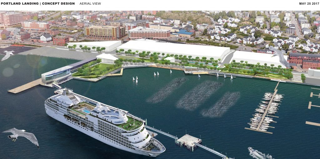 Portland gets federal funding for new waterfront park - Portland Press Herald