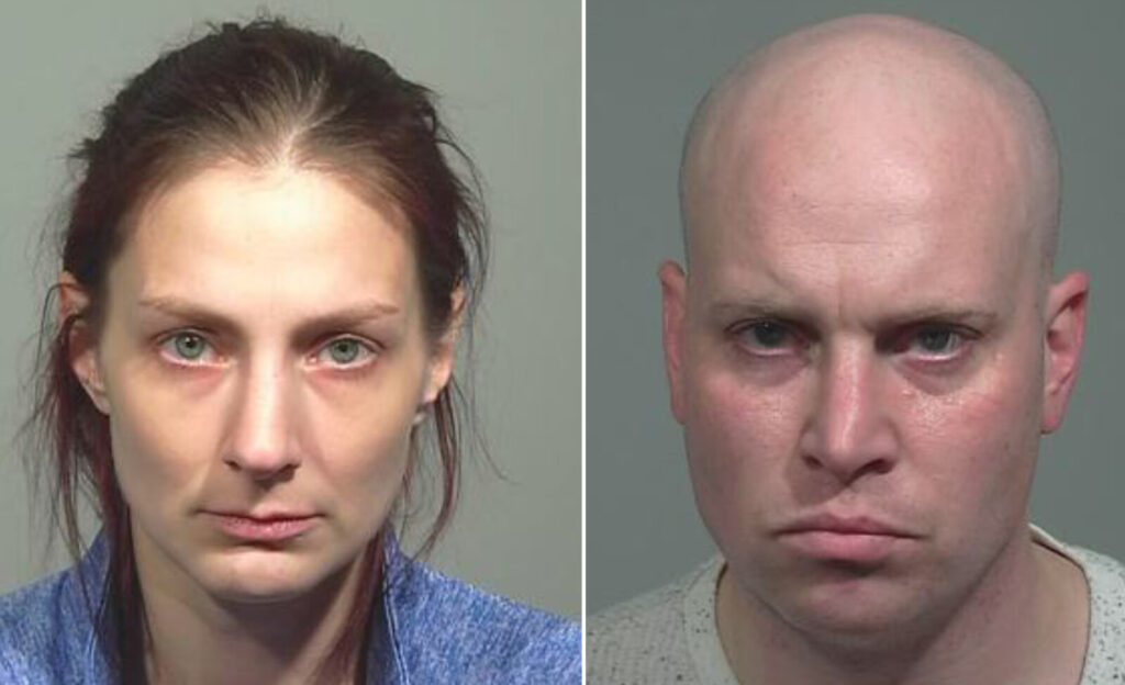 Police Charge Standish Couple With Operating Meth Lab