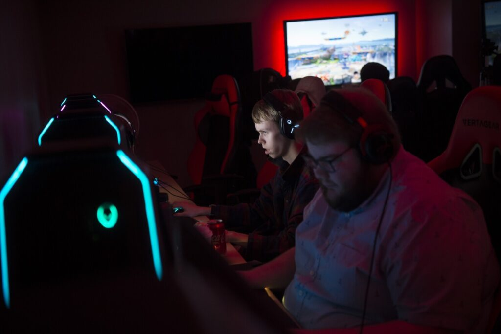 Thomas College esports team plays at high levels one year later