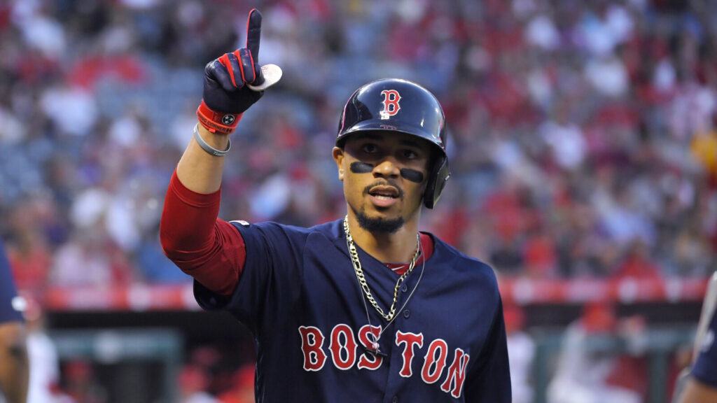 The on-again, off-again trade between the Los Angeles Dodgers and the Boston Red Sox involving Mookie Betts was officially completed on Monday.