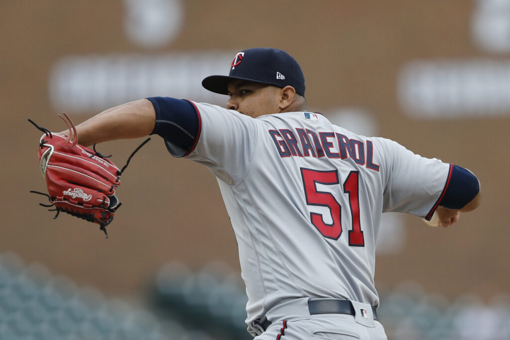 The Red Sox were supposed to receive Brusdar Graterol from the Minnesota Twins as part of the Mookie Betts trade but according to reports Minnesota has pulled out of the deal.