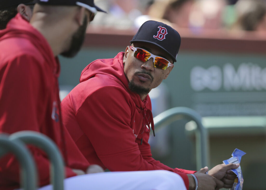 Red Sox could make decision on Mookie Betts trade soon""