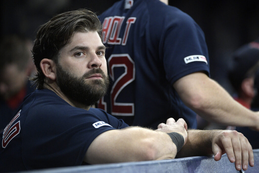 Mitch Moreland is grateful to be entering his 10th major league season. That milestone is not a given for any baseball players, especially not one draft in the 17th round who nearly converted to pitcher after one season in the minor leagues.
