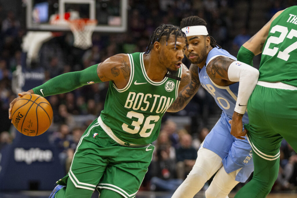 Boston guard Marcus Smart was the only member of the Celtics to test positive for the coronavirus, according to a team source.