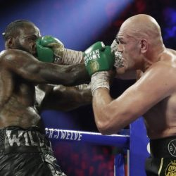 APTOPIX_Fury_Wilder_Boxing_73816