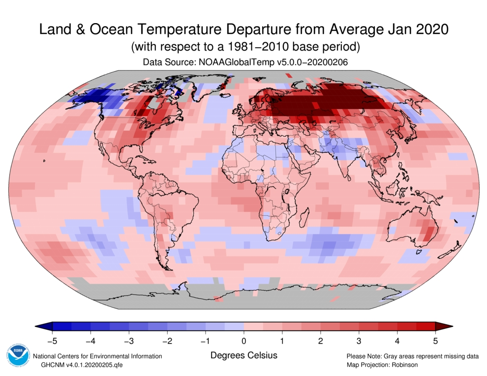 Dana Wilde: The climate change truth is out there