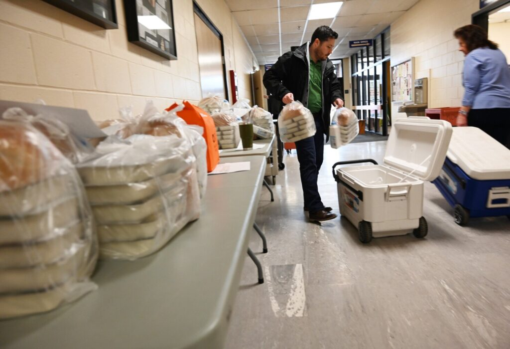 Nonprofits try to maintain services amid high demand, limited resources