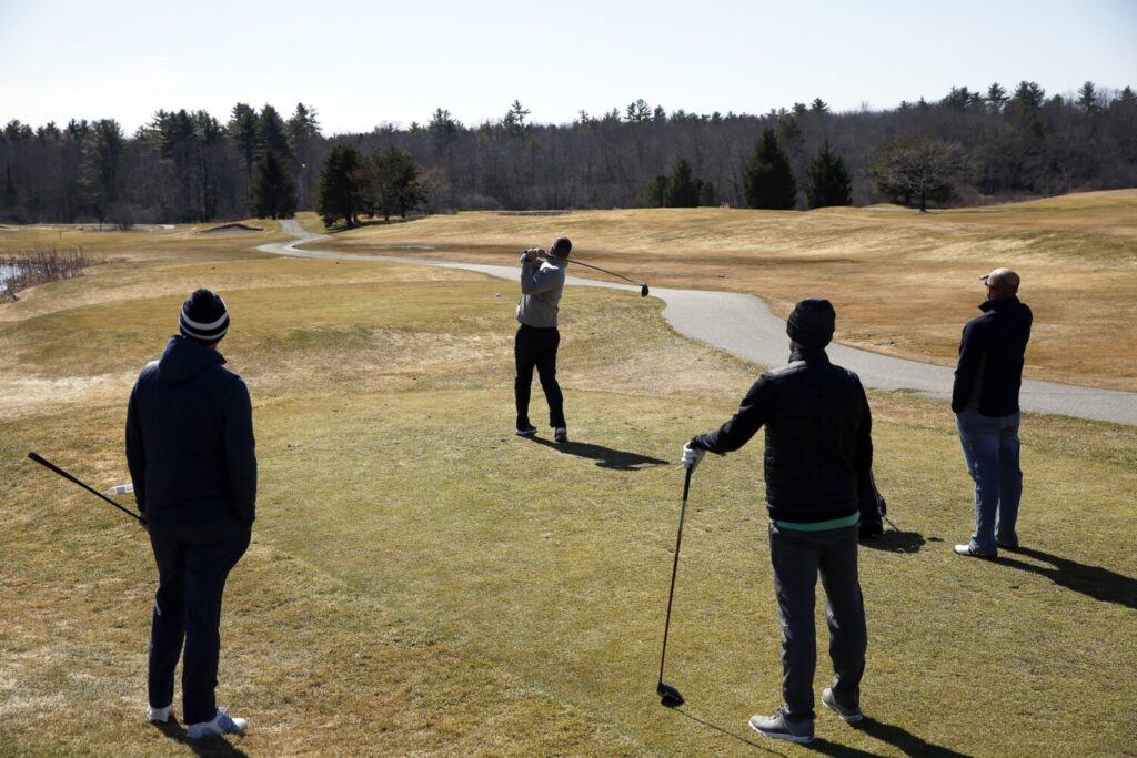 Maine Golf Courses Can Reopen Friday Portland Press Herald