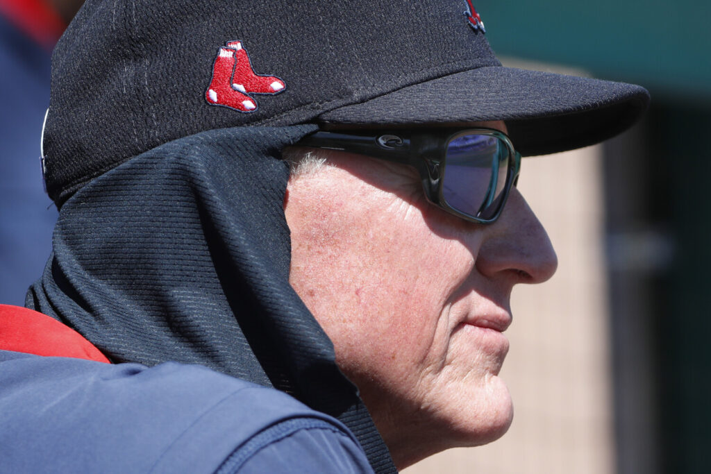 Red Sox interim manager Ron Roenicke wants his team to be more aggressive this season. The trend in baseball is to wait for home runs, but Roenicke wants Boston to steal more bases in search of runs.
