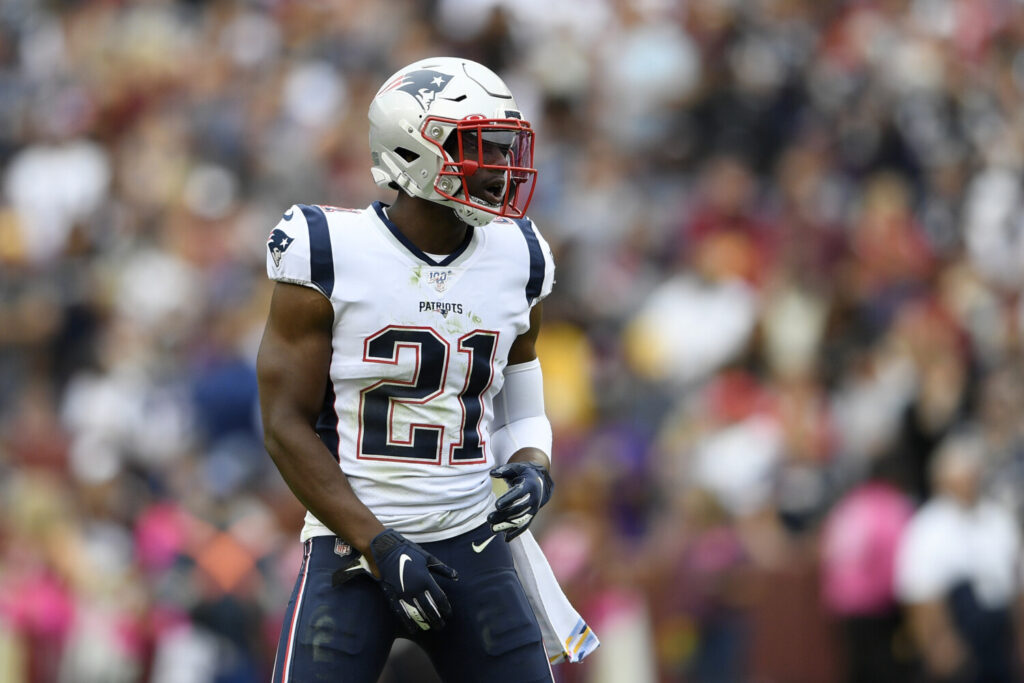 Duron Harmon was in the dentist chair getting a tooth pulled when he learned the Patriots had trade him to the Detroit Lions. Harmon said Bill Belichick told him the trade was a salary cap move.