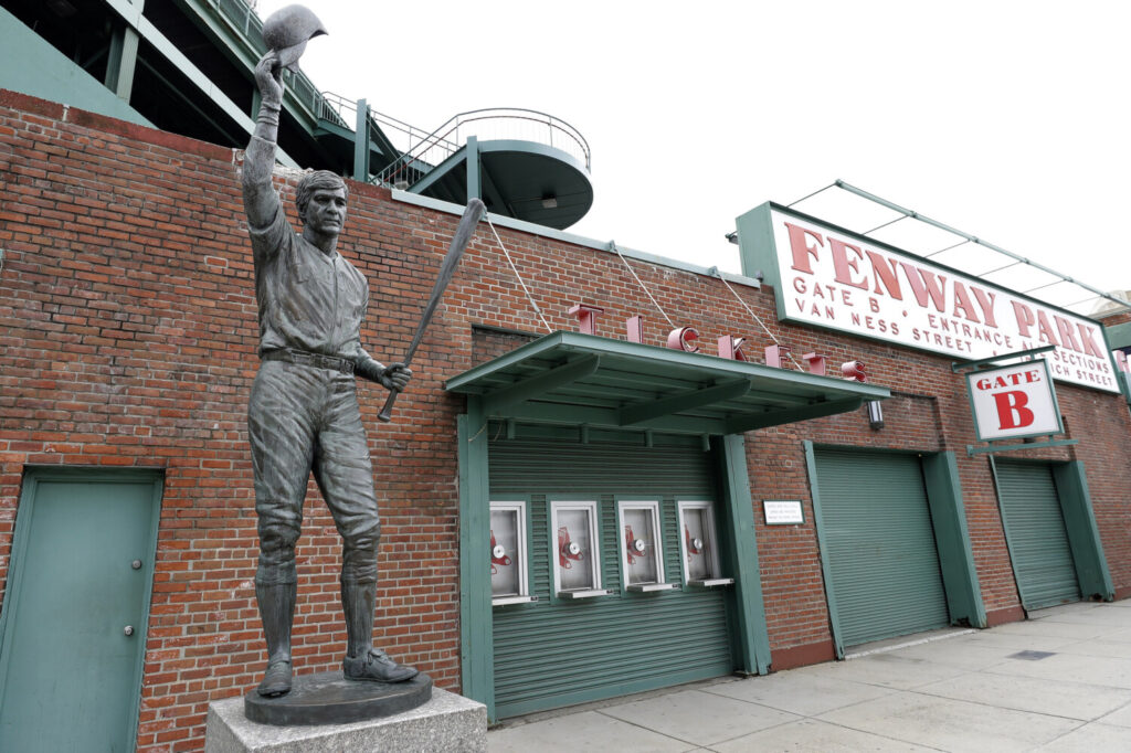 We are all looking forward to the day when baseball is being played again at Fenway Park. Major League Baseball and the players' association will have to get creative to get as many games as possible in this season, if there is indeed a season.