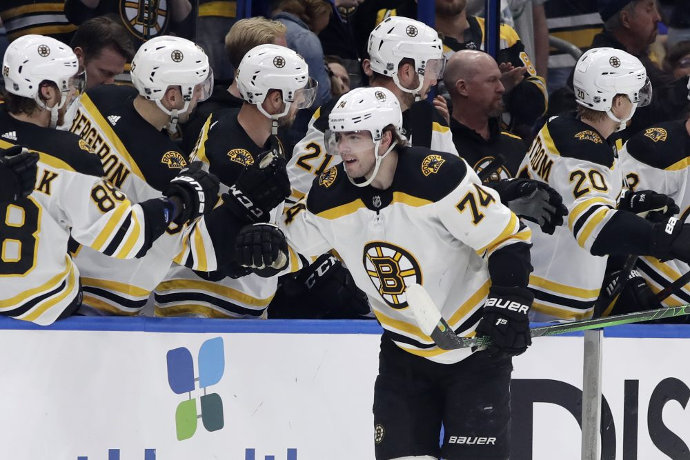Jake DeBrusk signs new deal with Boston Bruins