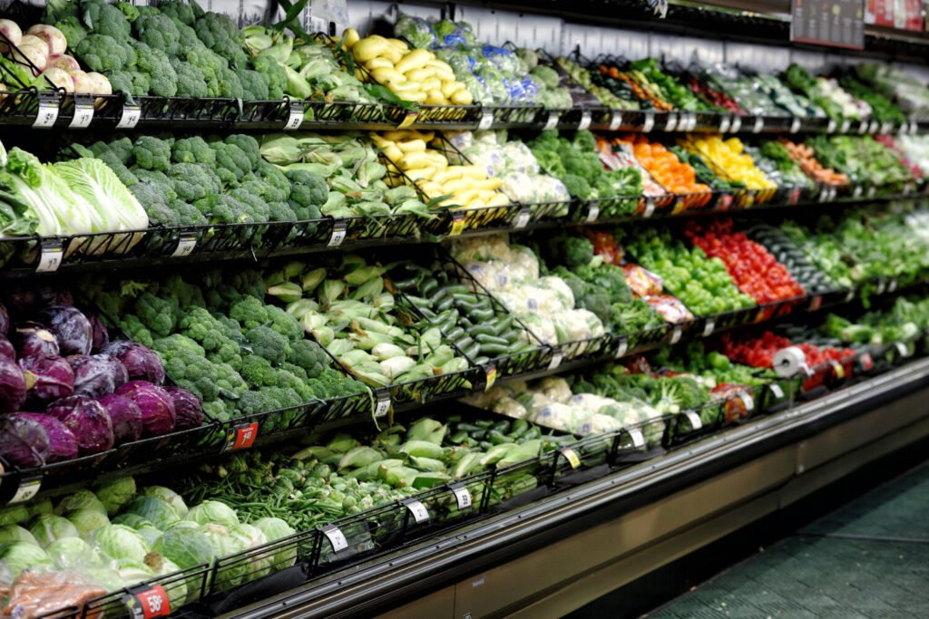 Has panic buying at the supermarket left you with too much produce at home? Stash it away for later.