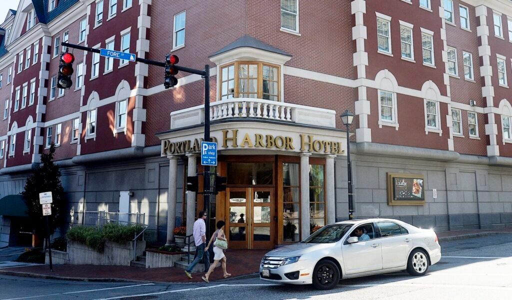 "Portland Harbor Hotel had already lost 65 percent of its revenue in March, so a new order mandating the suspension of all lodging operations is ""a big hit for us,"" general manager Gerard Kiladjian says."