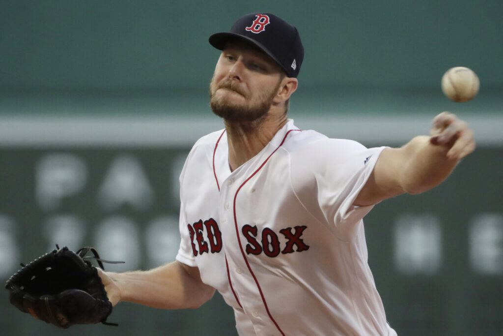 Boston Red Sox left-handed pitcher Chris Sale had Tommy John surgery on March 30 and is confident he'll comeback strong when he is able to return.