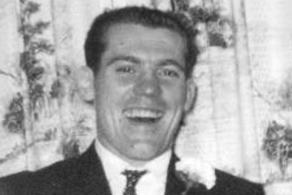 "This October 1962 photo released by the New Hampshire Attorney General's Office shows Winston ""Skip"" Morris, whose remains were found along Interstate 93 in Salem, N.H., on Aug. 7, 1969. Officials announced Monday that they had finally identified the remains as those of Morris, of Vermont, who had been released from prison three months earlier."