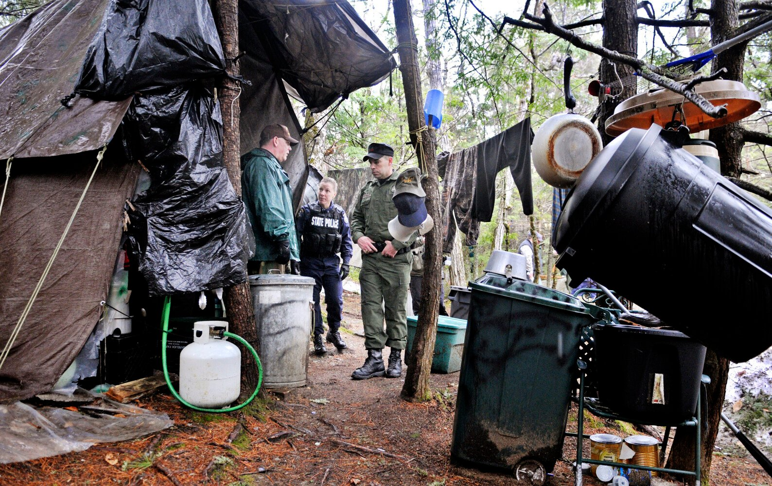 Indie Film: The North Pond Hermit, through the eyes of his neighbors - Portland Press Herald