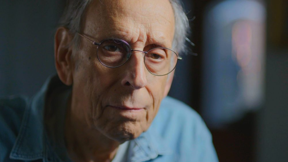"""Richard Sobol in a still from the documentary """"A Crime on the Bayou.""""  The civil rights advocate died in March at his home in Sebastopol, Calif., of aspiration pneumonia. He was 82."""