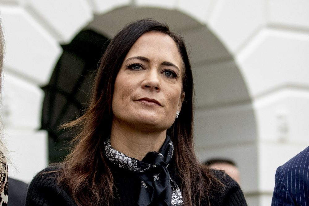 White House press secretary Stephanie Grisham is leaving her post after never holding a single press briefing. Grisham will be assuming a new role as chief of staff to first lady Melania Trump.