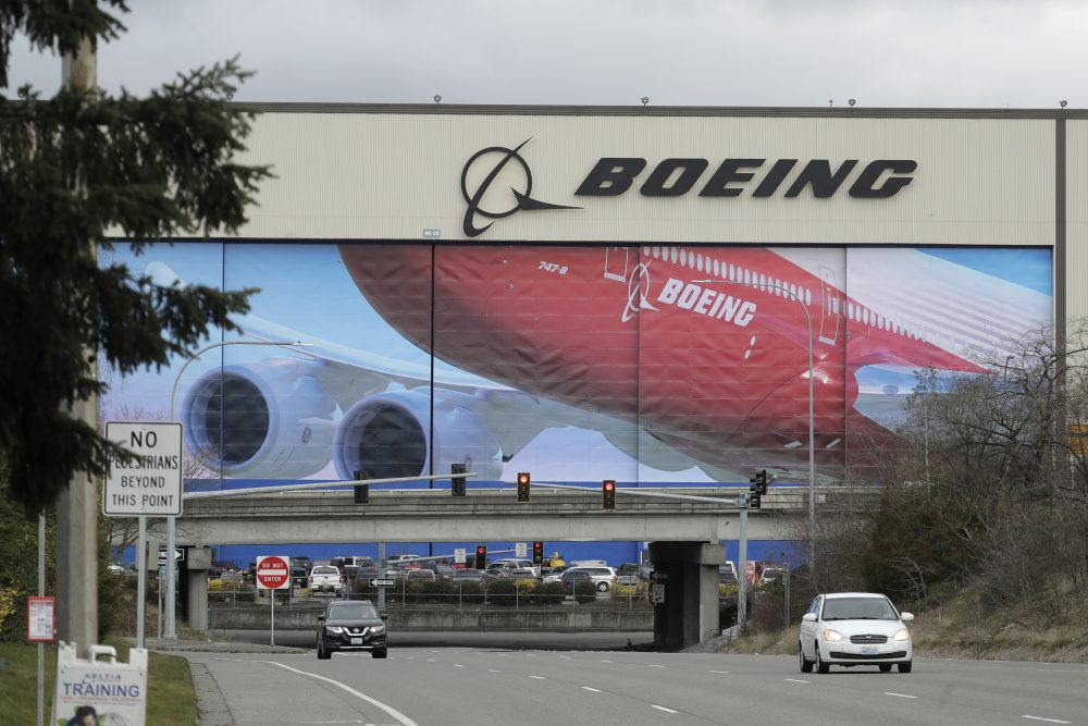 Boeing says it will resume production of its commercial airplanes in phases at its Seattle area facilities next week after suspending operations in March because of the COVID-19 pandemic. The company says 27,000 of its employees will return to work under new measures put in place to keep people safe and fight the spread of the virus.