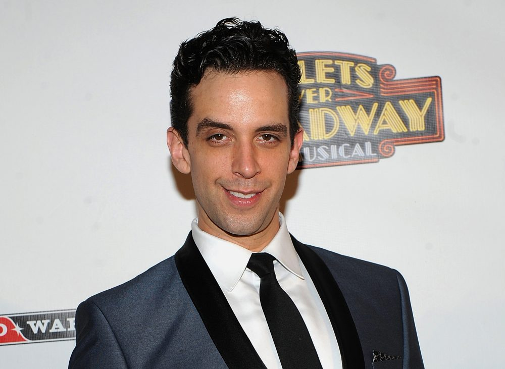 Actor Nick Cordero was admitted to the hospital on March 31, and has been unconscious and on a ventilator.