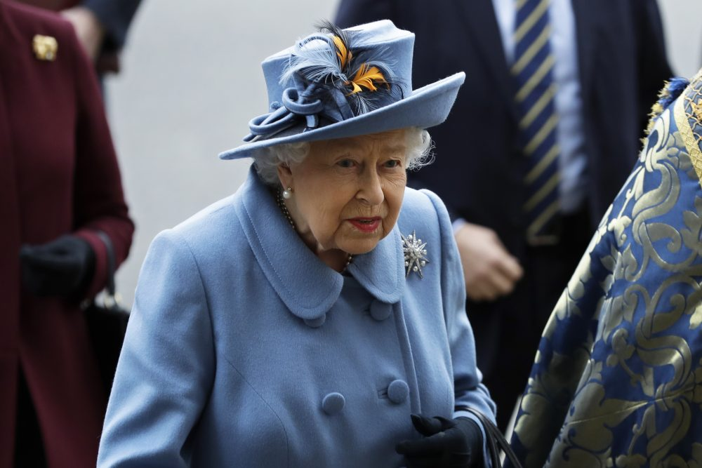 Queen Elizabeth II will be drawing on wisdom from her decades as Britain's head of state to urge discipline and resolve.