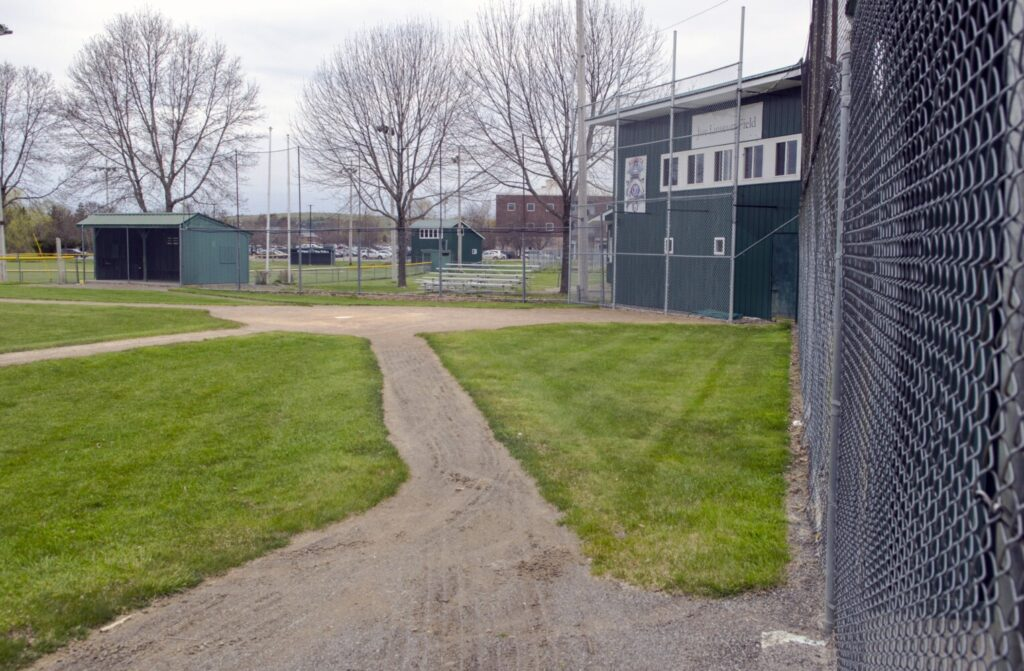 Linscott Field in Augusta is a lonely place these days, but that could soon change as a Little League season may happen.
