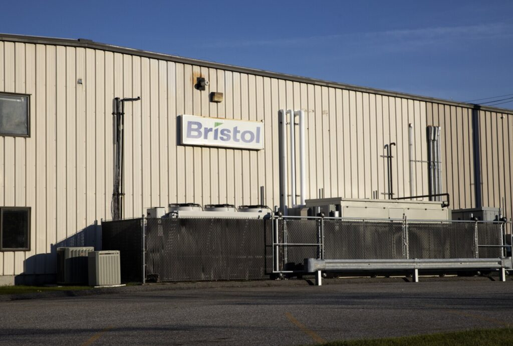 Bristol Seafood closed its plant at 5 Portland Fish Pier on Monday after test results showed five workers have COVID-19.