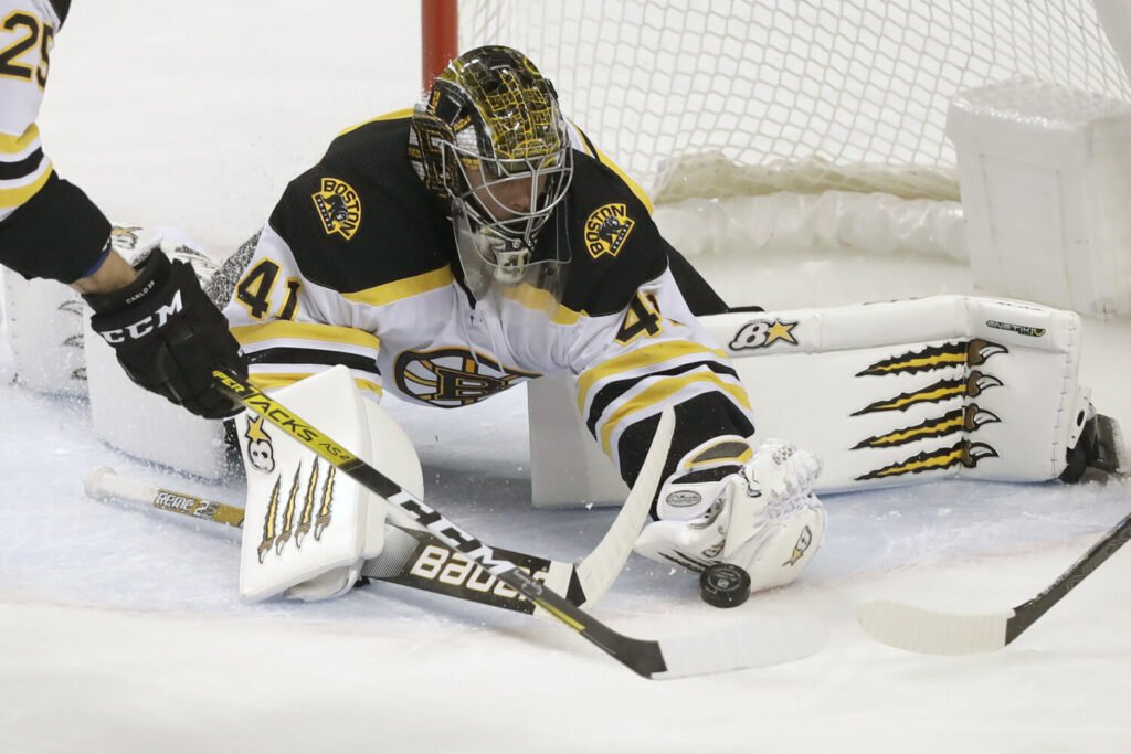 Goaltender Jaroslav Halak and the Boston Bruins agreed to a one-year extension that will keep Halak in Boston through 2021.