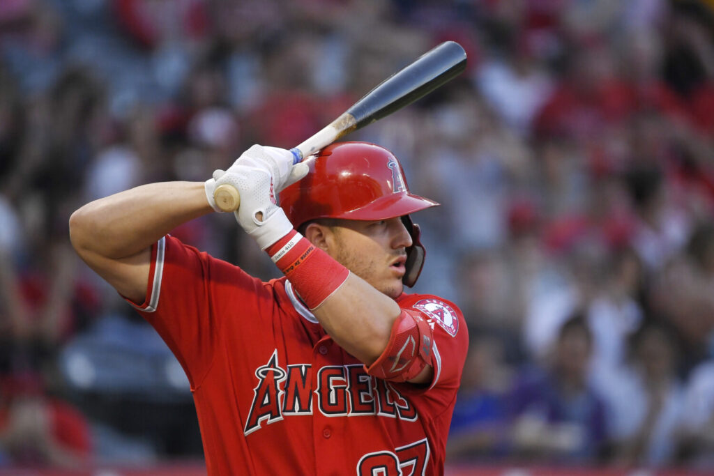 Mike Trout would make $222,222 per game if Major League Baseball is able to play this season.